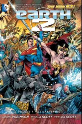Earth 2 1 : The Gathering (Earth 2)
