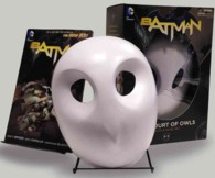 Batman : The Court of Owls Book & Mask Set (Batman: the New 52)