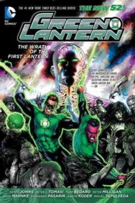 Green Lantern : Wrath of the First Lantern (Green Lantern (Graphic Novels))