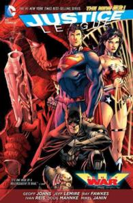 Justice League : Trinity War (Justice League (The New 52))