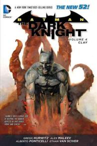 Batman, the Dark Knight 4 : Clay (Batman)