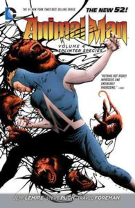 Animal Man 4 : Splinter Species (Animal Man)
