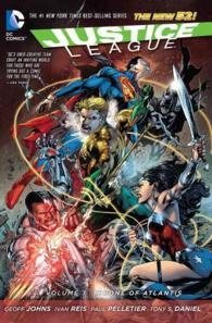 Justice League 3 : Throne of Atlantis (Jla (Justice League of America))