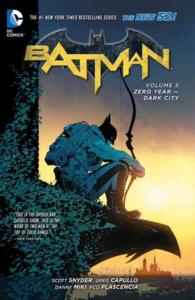 Batman 5 : Zero Year-Dark City (Batman)