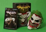 Batman : Death of the Family Mask and Book Set (Batman) (BOX PAP/TO)
