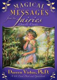 Magical Messages from the Fairies Oracle Cards : A 44-card Deck and Guidebook (CRDS)