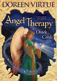 Angel Therapy Oracle Cards (CRDS/PAP)