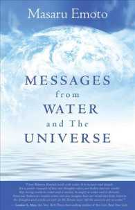 Messages from Water and the Universe (1 Original)