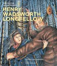 Henry Wadsworth Longfellow (Poetry for Young People) (1 Reprint)