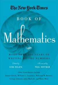 The New York Times Book of Mathematics : More than 100 Years of Writing by the Numbers