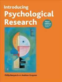 Introducing Psychological Research (3 REV UPD)
