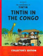 Tintin in the Congo (The Adventures of Tintin) -- Hardback (New ed)