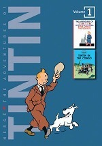 Adventures of Tintin -- Hardback (Compact ed)