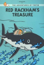 Red Rackham's Treasure (Tintin - Young Readers Editions) -- Paperback