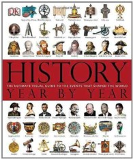 History Year by Year -- Hardback