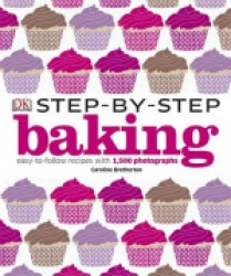 Step-by-step Baking -- Hardback