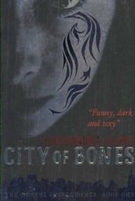 City of Bones -- paperback