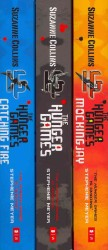 Hunger Games Trilogy Box Set (Hunger Games Trilogy) -- Paperback