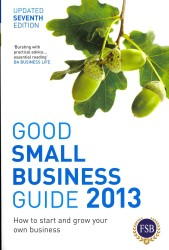 Good Small Business Guide 2013: How to Start and Grow Your Own Business: 2013 (7TH)