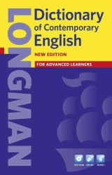 Longman Dictionary of Contemporary English (5th Edition) Paper with Dvd-rom (5 REV ED)