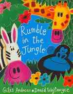 Rumble in the Jungle -- Board book