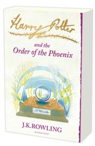 Harry Potter and the Order of the Phoenix. B-format ed. (Signature)