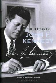Letters of John F. Kennedy -- Hardback
