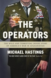 Operators : The Wild and Terrifying inside Story of America's War in Afghanistan -- Paperback