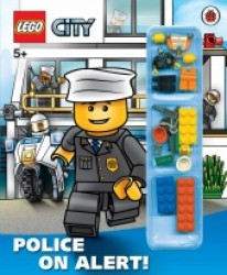 Lego City: Police on Alert! Storybook with Minifigures and Accessories -- Hardback