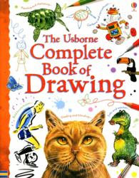Complete Book of Drawing (Usborne Art Ideas) -- Spiral bound