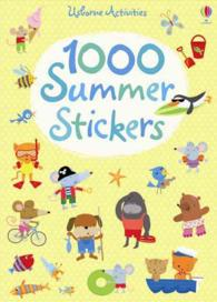 1000 Summer Stickers (1000s of Stickers) -- Paperback