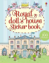 Royal Doll's House Sticker Book (Doll's House Sticker Books) -- Paperback