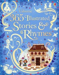 365 Illustrated Stories and Rhymes -- Hardback
