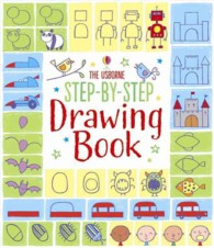 Step-by-step Drawing Book -- Paperback