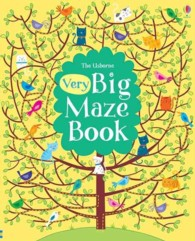 Very Big Maze Book -- Paperback