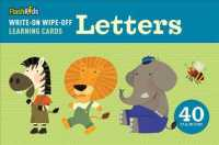 Letters (Write-on Wipe-off Learning Cards) (CRDS)