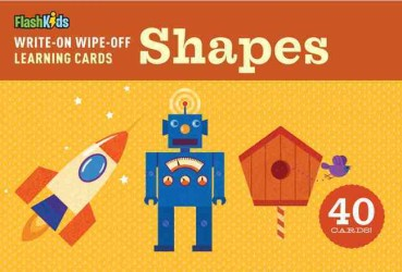 Shapes (Write-on Wipe-off Learning Cards) (CRDS)