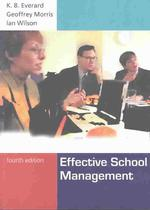 Effective School Management (4TH)
