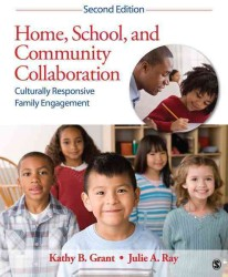 Home, School, and Community Collaboration : Culturally Responsive Family Engagement (2ND)