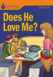 �N���b�N����ƁuFoundations Reading Library Level 6 Does He Love Me?�v�̏ڍ׏��y�[�W�ֈړ����܂�