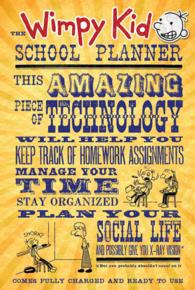 The Wimpy Kid School Planner (Diary of a Wimpy Kid) (EGMT SPI)