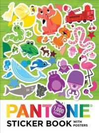 Pantone : Sticker Book with Posters (Pantone) (STK)