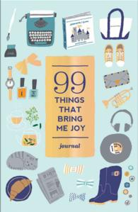 99 Things That Bring Me Joy (GJR)