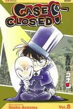 Case Closed 8 (Case Closed (Graphic Novels))