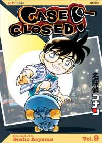 Case Closed 9 (Case Closed (Graphic Novels))