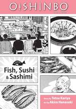 Oishinbo 4 : Fish, Sushi & Sashimi (Oishinbo)