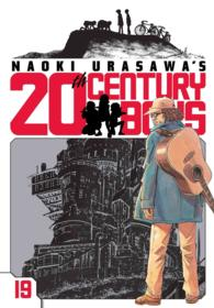 Naoki Urasawa's 20th Century Boys 19 : The Man Who Came Back (Naoki Urasawa's 20th Century Boys)
