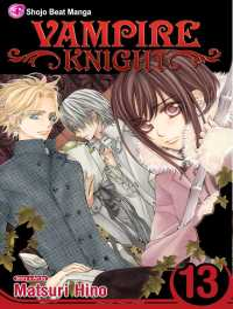 Vampire Knight 13 (Vampire Knight)