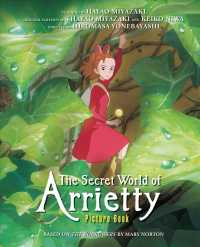 The Secret World of Arrietty Picture Book (TRA)