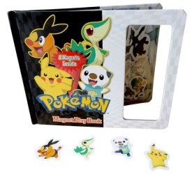 Pokemon Magnet Play Book (Pokemon)
